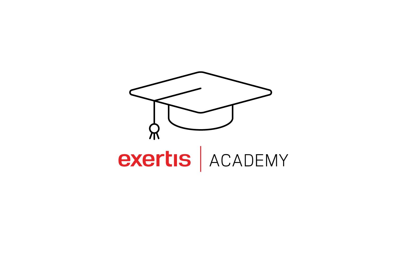 Exertis Academy logo